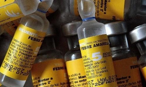 Ministério da Saúde manda ampliar vacinação contra febre amarela para todo o país