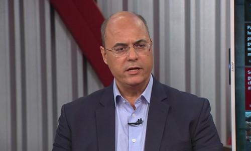 Witzel diz que operação 'oficializa' interferência na PF anunciada por Bolsonaro