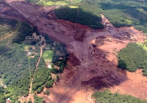 Boas notícias: Cinco desaparecidos são localizados em Brumadinho