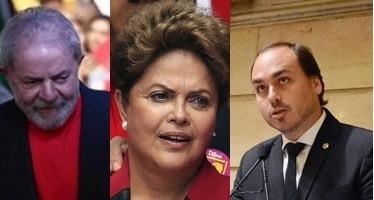Presidente da CPI das Fake News quer convocação de Lula, Dilma e Carlos Bolsonaro
