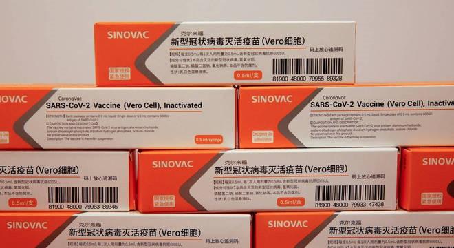 Anvisa libera importação de 6 milhões de doses da CoronaVac, vacina contra o coronavírus